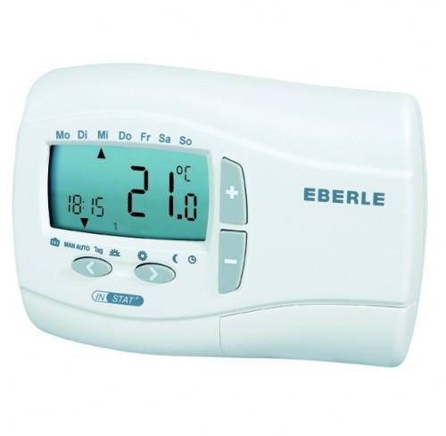 EBERLE INSTAT+ 2R termostat z zasilaniem bateryjnym