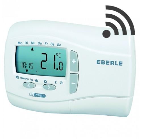 EBERLE INSTAT+ 868-r termostat ze sterowaniem radiowym