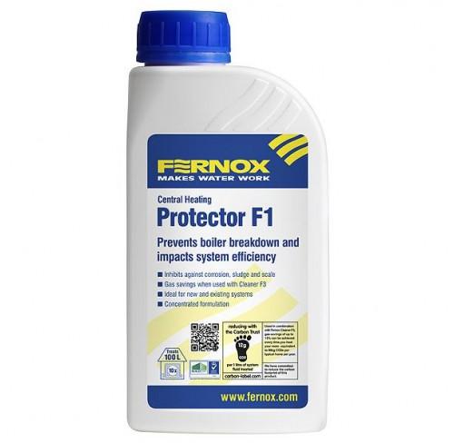 FERNOX F1 Protector Inhibitor 0,5L abezpieczenie instalacji